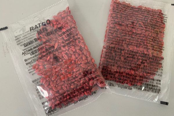 RATGO 0.005% Grain Bait 鼠拜 0.005%穀粒藥餌
