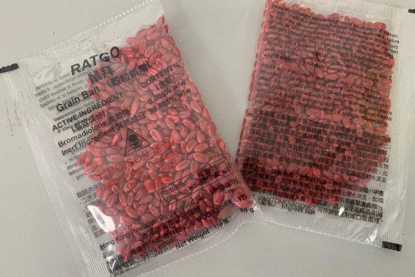 Ratgo 0.005% Grain Bait (w/w)