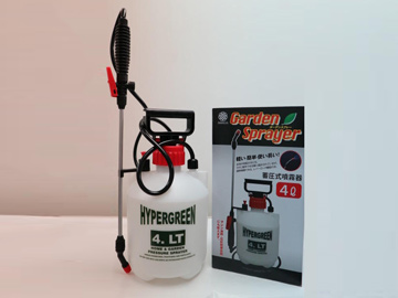 HyperGreen 4 L Pressure Sprayer