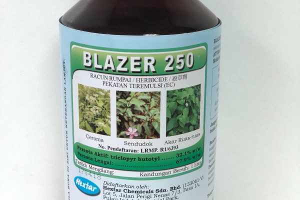 BLAZER 250 除灌靈 250 乳油