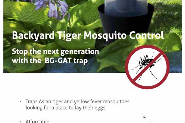 BIOGENTS – BG-GAT Mosquito Trap